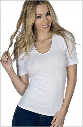Terés Camiseta Anisa Manga Corta Algodón