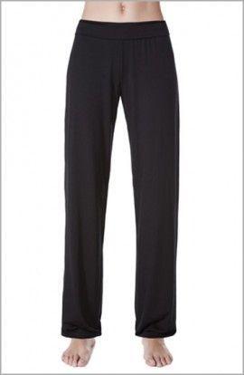 Janira Pantalón Yoga Janet Modal Negro