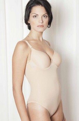 Clara Body Nicole Aros y Relleno Espalda Libre
