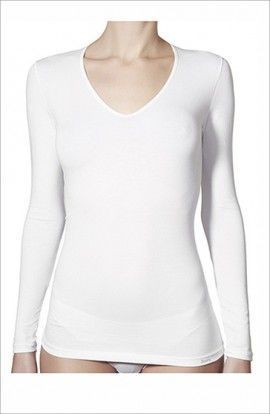 Janira Camiseta Manga Larga Perfect Day Cotton