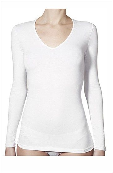 Janira Camiseta Manga Larga Perfect Day Cotton