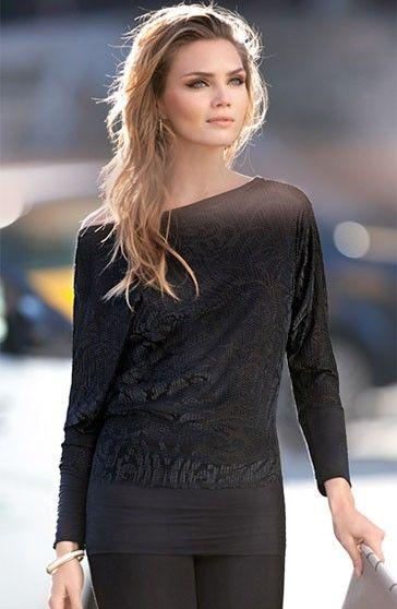 Janira Camiseta Blusón Velvet