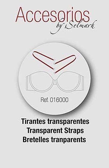 Selmark Tirantes Transparentes