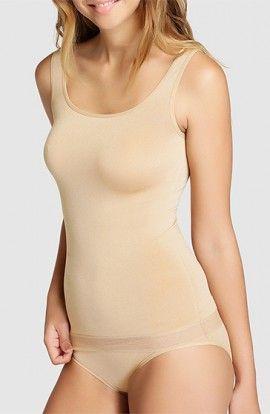 DKNY Camiseta Hombros Sin Costuras