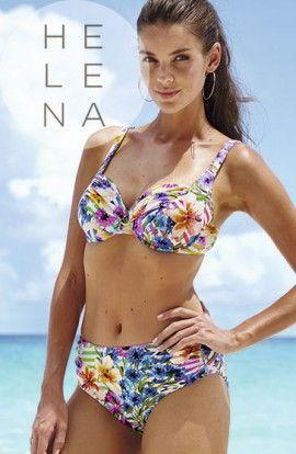 Anita Bikini Hermine Estampado Primavera Aros Copa C