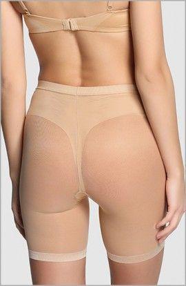 DKNY Culotte Shapewear Alta Cintura Sin Costuras