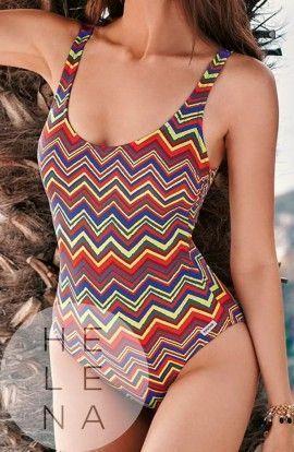 Bañador Basmar Kauai Estampado Multicolor