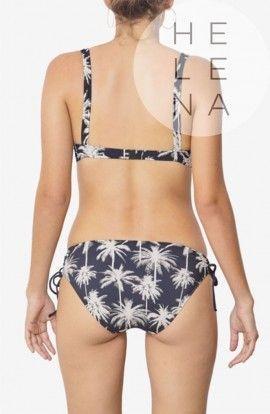 Dos Mares Bikini Filippa Aros Estampado Palm