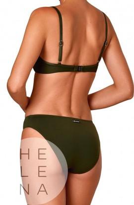 Basmar Bikini Britney Verde Aros Relleno Copa C