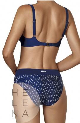 Basmar Bikini Duna Copa D Aros Azul Control Fit