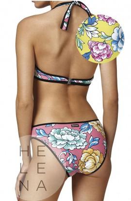 Basmar Bikini Kylie Hortensias AMARILLO Aros Copa C