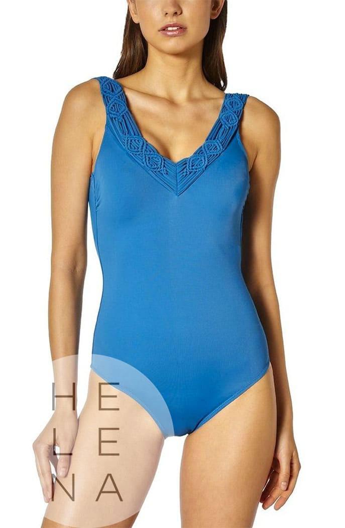 Red Point Bañador Emily Azul