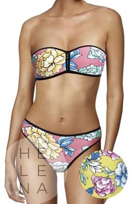 Basmar Bikini Kylie AMARILLO Bandeau